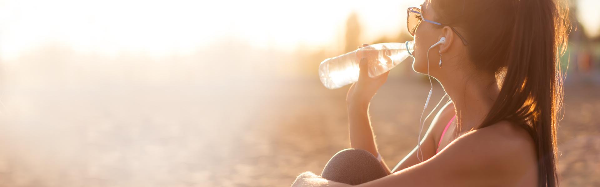 Une eau bonne à boire tous les jours